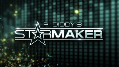 """P. Diddy's StarMaker"" Logo"