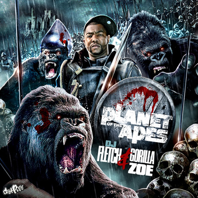 """Planet of the Apes"" by DJ Fletch and Gorilla Zoe"
