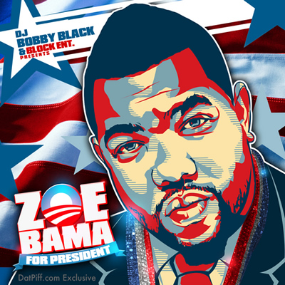 """Zoebama for President"" by Gorilla Zoe"