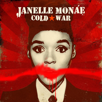 "Single Cover: ""Cold War"" by Janelle Monae"