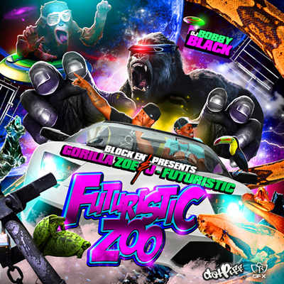 """Futuristic Zoo"" Mixtape by Gorilla Zoe and J-Futuristic"