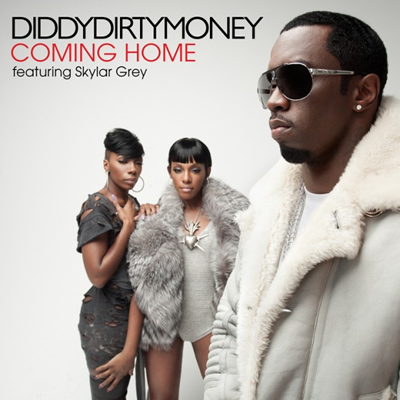 "Single Cover: ""Coming Home"" by Dirty Money featuring Skylar Grey"