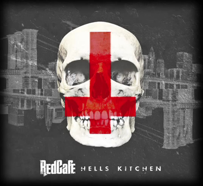 """Hell's Kitchen"" Mixtape by Red Cafe (Front Cover)"