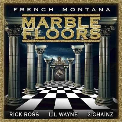 """Marble Floors"" by French Montana featuring Rick Ross, Lil' Wayne and 2 Chainz"